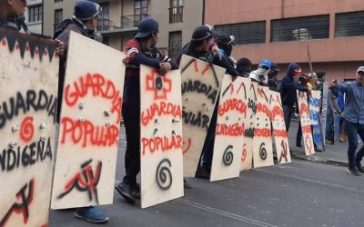 Ecuador Octubre 2019: Deriva Autoritaria y Levantamiento indígena y popular