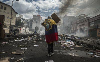¿CÓMO RECORDAR OCTUBRE/2019?: LOS ESFUERZOS DE LA MEMORIA, LOS INTENTOS DE LA PALABRA, LAS APUESTAS DE LA IMAGEN