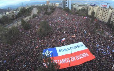 REBELIONES EN AMÉRICA LATINA: CHILE