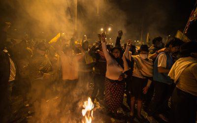 REBELIONES EN AMÉRICA LATINA: ECUADOR