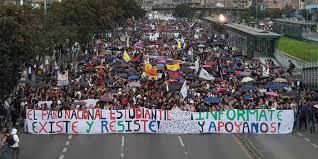 REBELIONES EN AMÉRICA LATINA: COLOMBIA