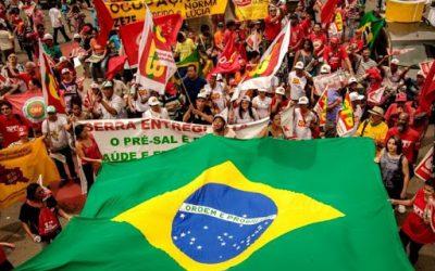 REBELIONES EN AMÉRICA LATINA: BRASIL