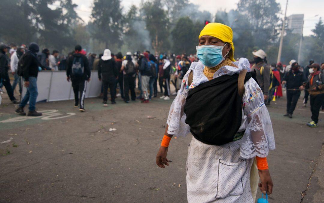 Las dinámicas de la resistencia en América Latina: el caso de Ecuador